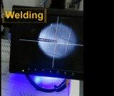 Máquina de solda a laser de reparação de moldes de molde grande com preguiça do braço preguiçoso