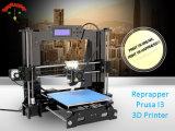 Reprappertech Prusa I3 impresora 3D DIY impresora 3D Desktop impresora 3D.