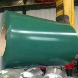 Broodje van het staal verfte Gegalvaniseerde Staalplaat voor de Tegels Dx51d van het Dakwerk vooraf