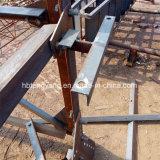 Tour d'antenne galvanisée de WiFi de télécommunication de fer de cornière