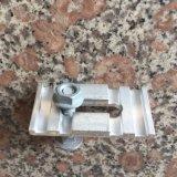Placa de metal de OEM de metal galvanizado de piezas de estampación de piezas industriales