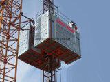 Ce dispositif de levage de la construction de l'élévateur de sécurité approuvées