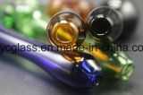 Colorulのタバコの小型ハンドルの煙るタバコのガラス配水管