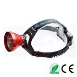 18650 lampada capa di campeggio ricaricabile del CREE R5 10W LED della lega di alluminio IP65