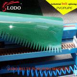 Оборудование пунша перста пояса PU PVC Holo портативное