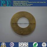 カスタム高精度CNCの製粉の金属の正方形の版