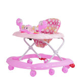 Camminatore del bambino delle 8 rotelle con il buon commercio all'ingrosso della sede del camminatore del bambino