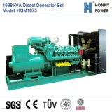 Googol Engine 50Hz를 가진 1688kVA Diesel Generator Set