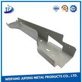 Tôle d'acier inoxydable d'OEM estampant la partie avec la soudure