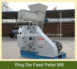 máquina da pelota da alimentação de galinha do processamento de alimentação 100kg/H animal