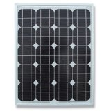 12V Mono панель солнечных батарей 50W для системы -Решетки