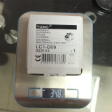 Contattore elettrico di CA dei Pali 1no 1nc della bobina 3 di Yumo LC1-D09 220V 50/60Hz