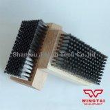 Borstel 0.127mm van het roestvrij staal voor Ceramische Rol Anilox