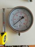 160mm Wikaのタイプにすべてのステンレス鋼の圧力計電話をかけなさい