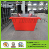 3m Traffic Red Outdoor Stackable Chain Lift Bin Pas de porte