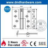 De decoratieve Scharnier van de Hardware voor de Holle Deur van het Metaal (DDSS018)