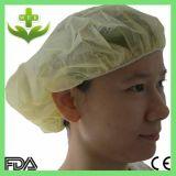 Protezione chirurgica Bouffant a gettare pp della fabbrica della Cina non tessuta