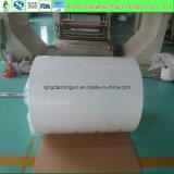 Papel revestido respetuoso del medio ambiente del papel, biodegradable y de Pha de la taza