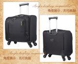 """高品質の柔らかい荷物袋16 """"旅行荷物ビジネス荷物のトロリー荷物"""