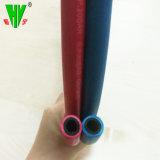 As mangueiras de gás de Solda Flex Vermelho e Azul da Mangueira Hidráulica Twin