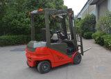 elektrische Vorkheftruck met 4 wielen (TK) met het RubberWiel van de Vorkheftruck