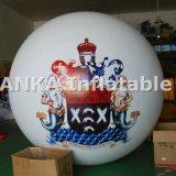 День рождения раздувает раздувной воздушный шар PVC гелия для партии