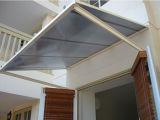Укрытие дождя водоустойчивого тента поликарбоната материальное