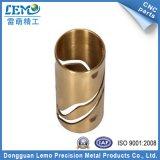 Plaque de polissage électrolytique en laiton / cuivre CNC Turning Parts Under Electronic Industry / Home Appliances