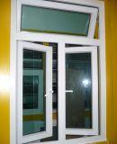 UPVC Awing fenêtre insonorisées avec l'Australie standard