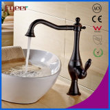 L'huile Fyeer frotté le robinet du bassin du comptoir de Bronze en laiton