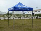 خيمة دائم مع علامة تجاريّة طباعة
