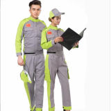 Waterproof antivento Winter Working Overall con Reflective Stripe