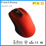 New涼しいDesign 1600dpi 2.4Gの高技術Wireless Drivers Mouse