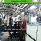 HDPE hohles Wand-Profil-gewölbter Rohr-Strangpresßling \ Produktionszweig