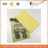 Collant auto-adhésif de mur d'étiquette de PE d'étiquette d'imprimerie de vinyle imperméable à l'eau de papier