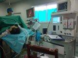 S6100plus het Economische Draagbare Systeem van de Anesthesie van de Zaal van ICU en van de Verrichting