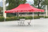 Tenda de PVC 2.5X3.75m Tenda dobrável com venda de piso