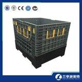 Feste Wand-zusammenklappbarer selbstbewegender Schüttgutcontainer