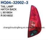Indicatore luminoso posteriore della lampada posteriore della lampada di coda di alta qualità per la vela 2010 della Chevrolet