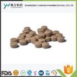 Carbonato de cálcio, tabuleta do óxido de magnésio