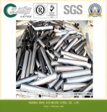 ASTM 321 Roestvrij staal Gelaste Buis 316