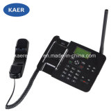 - Téléphone duel sans fil fixe de bureau des cartes SIM Kt1000 (135)