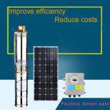 Solar DC; de la pompe à fréquence variable de la pompe à eau solaire