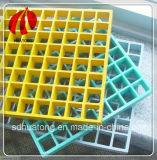 Venta caliente FRP/rejilla de fibra de vidrio para uso purgador de FRP