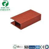 WPC 녹색 목제 천장 선 WPC 조형