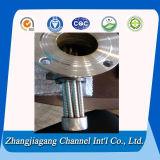 316 pipas de acero inoxidables aletadas para el cambiador de calor