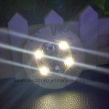 Glühen-Aufkleber der Qualitäts-Flaschen-LED mit Firmenzeichen gedruckt (4040)