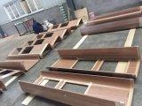 Fábrica china vehículo ferroviario accesorios de madera