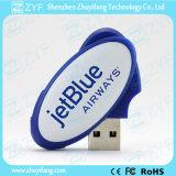 Dia da Páscoa Promocional Presente Ovo de forma USB Stick (ZYF1274)