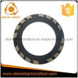disco di molatura di marmo di Klindex del diamante di 240mm con i perni
